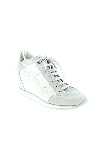 tosca blu shoes chaussures femme de couleur blanc