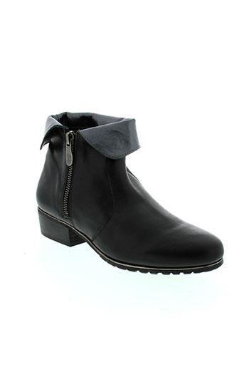 axell chaussures femme de couleur noir