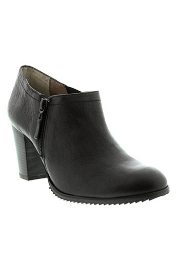 natureva boots femme de couleur noir