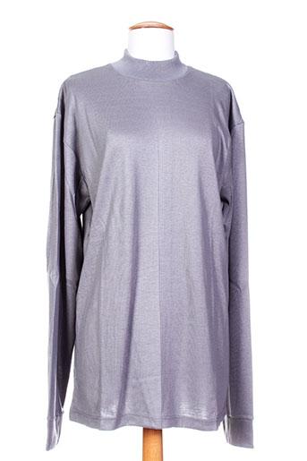 20/20 t-shirts femme de couleur gris