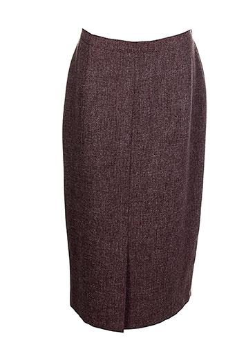 20 et 20 jupes et longues femme de couleur marron (photo)