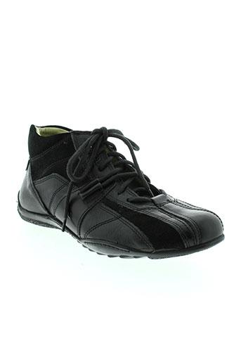 mexx boots homme de couleur noir