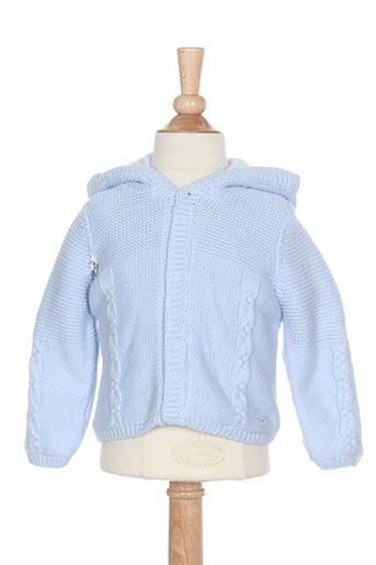 absorba manteaux et courts garcon de couleur bleu