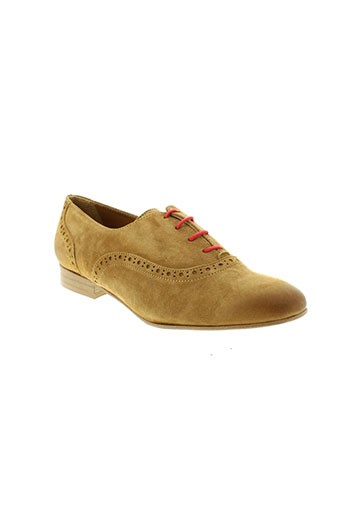 ambiance chaussures femme de couleur marron