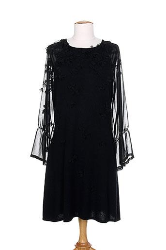 nougat robes femme de couleur noir