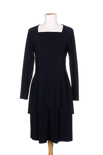 hug an' co robes femme de couleur noir