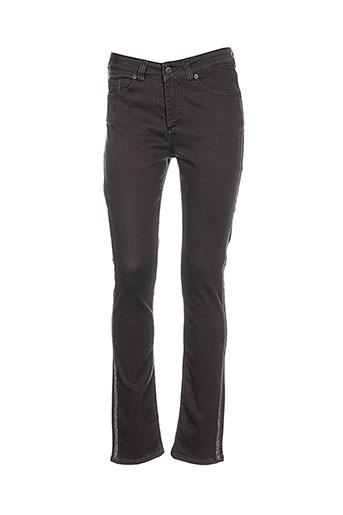 ananke pantalons et decontractes femme de couleur marron