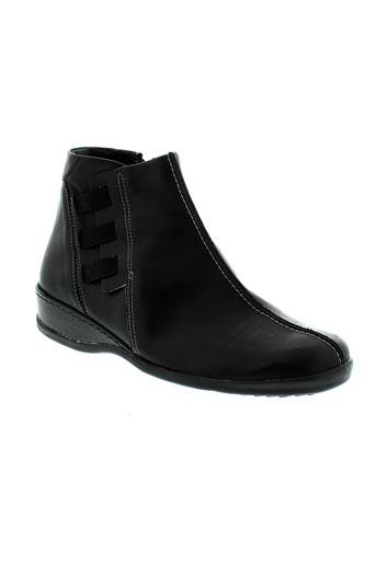 boissy chaussures femme de couleur noir