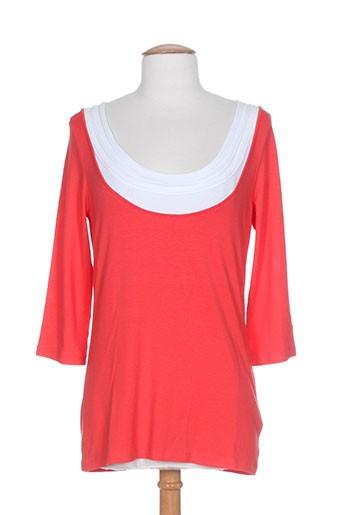 sergio ferrazzi chemises femme de couleur orange