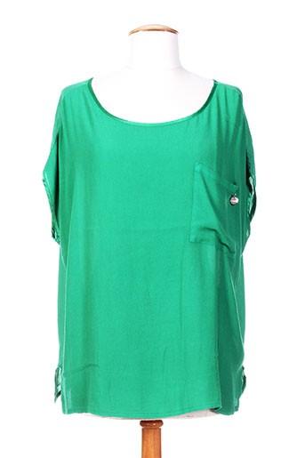 lolitas EFFI_CHAR_1 lolos chemises femme de couleur vert