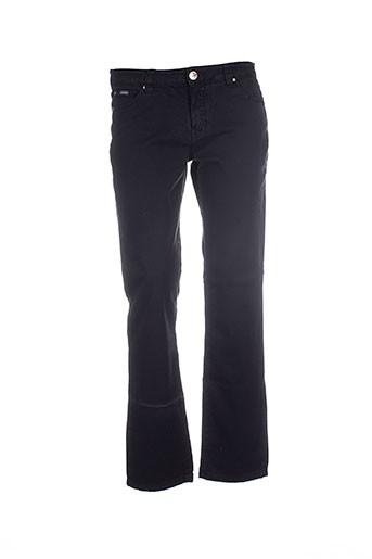 Pantalon casual noir ISLOW pour femme