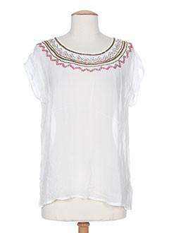 Produit-T-shirts / Tops-Femme-KAFFE
