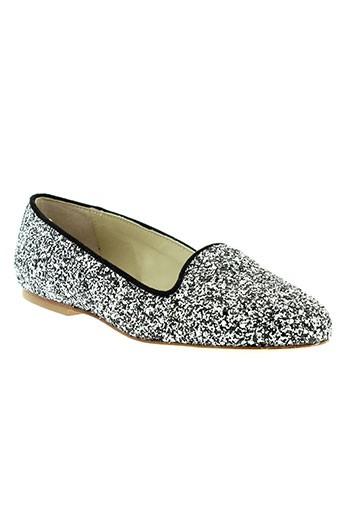 anniel chaussures femme de couleur noir