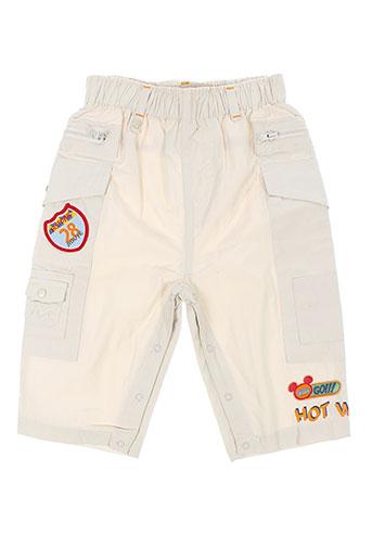 disney pantalons et decontractes garcon de couleur beige