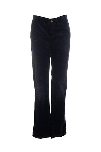 scotch pantalons garçon de couleur bleu