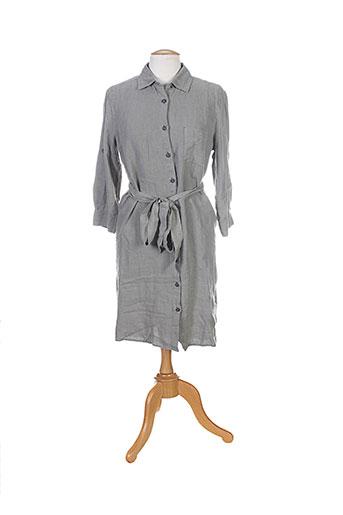 0039 et italy robes et mi et longues femme de couleur gris (photo)