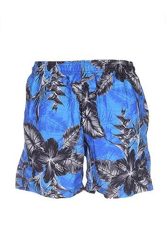 sloggi maillots de bain homme de couleur bleu