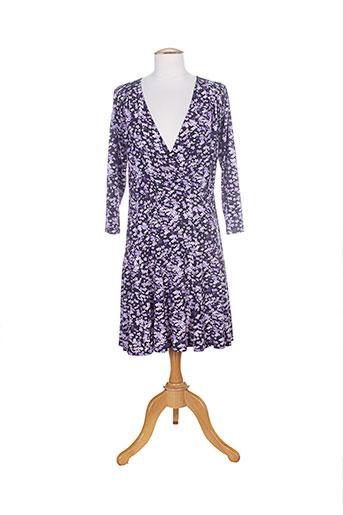 by ti mo robes femme de couleur violet