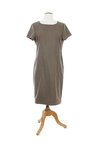 jo EFFI_CHAR_1 jil robes femme de couleur marron