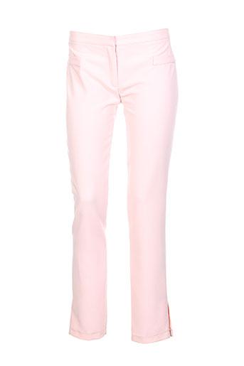 jo EFFI_CHAR_1 jil pantalons femme de couleur rose