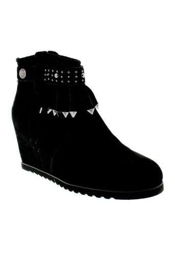 starfly boots femme de couleur noir