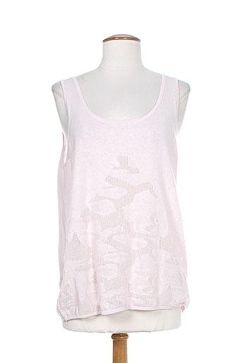 estheme pulls femme de couleur rose