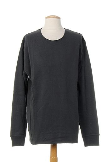 cheap et monday sweats homme de couleur gris