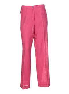 Pantalon casual rose ATIAN pour femme