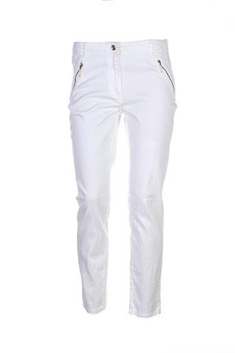 les filles de neaux pantalons femme de couleur beige