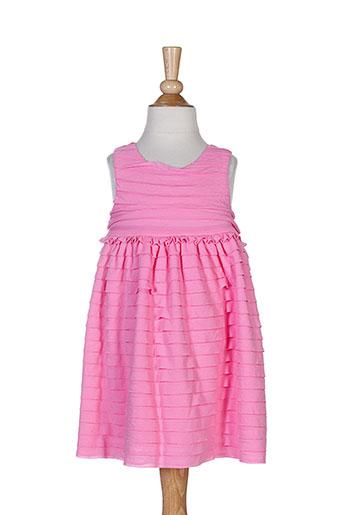 mayoral robes fille de couleur rose