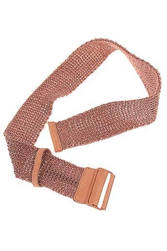 marc cain accessoires femme de couleur rose