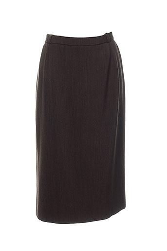 anne kelly jupes femme de couleur marron