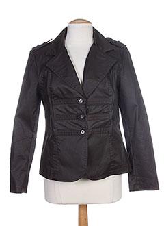 Veste chic / Blazer marron CAROLE RICHARD pour femme