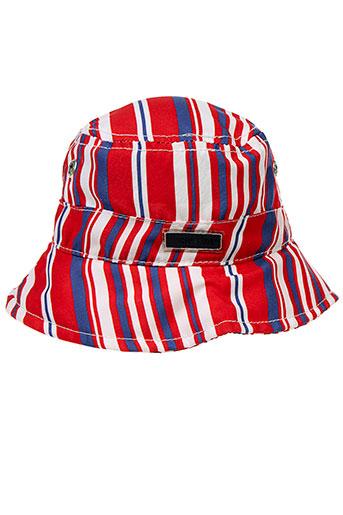archimede chapeaux et bonnets garcon de couleur rouge