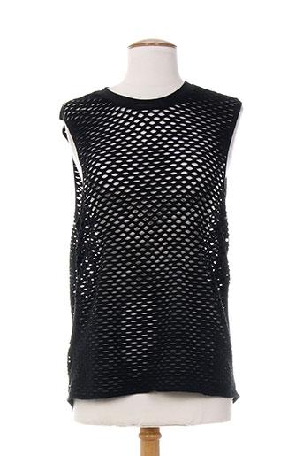 iro chemises femme de couleur noir