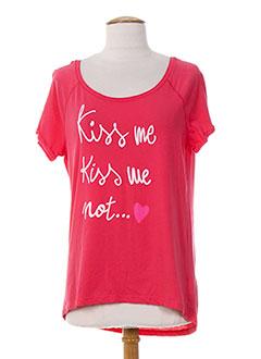 Produit-T-shirts / Tops-Femme-BENETTON