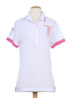 Produit-T-shirts / Tops-Femme-VESTIAIRES PRINCIPAUTE CANNOISE
