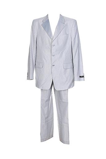 emmanuelle khanh costumes homme de couleur gris