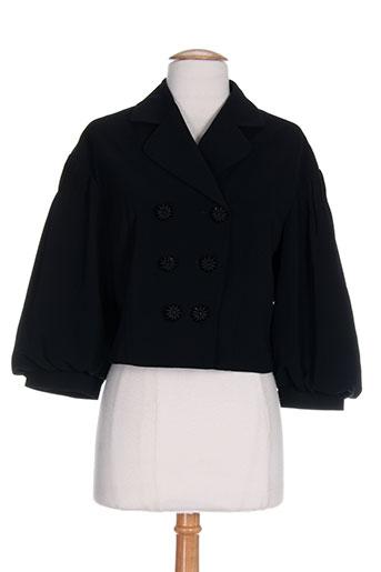 birger et mikkelsen vestes femme de couleur noir