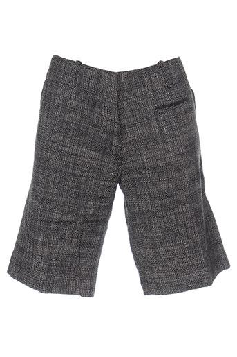 soun shorts / bermudas femme de couleur gris