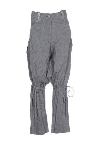 Sarouel gris HEL-S pour femme