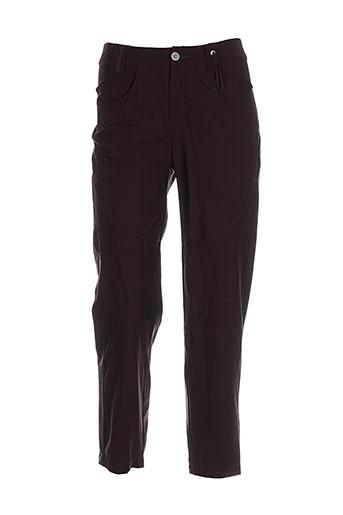 mc et planet pantalons et decontractes femme de couleur marron