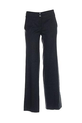 shyde pantalons femme de couleur gris