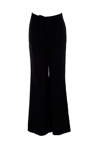 day birger et mikkelsen pantalons femme de couleur noir