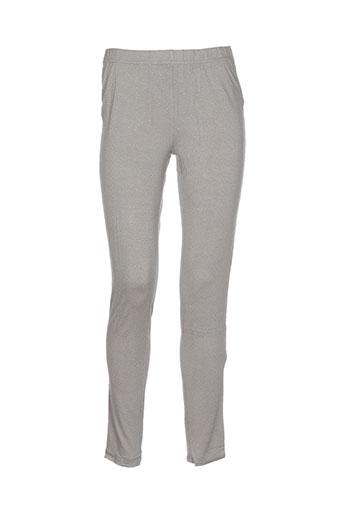 akela et key leggings femme de couleur gris