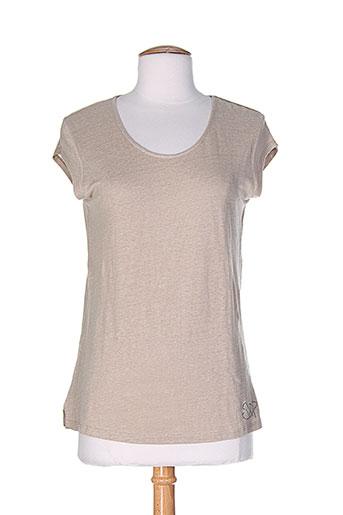 salt EFFI_CHAR_1 pepper chemises femme de couleur beige