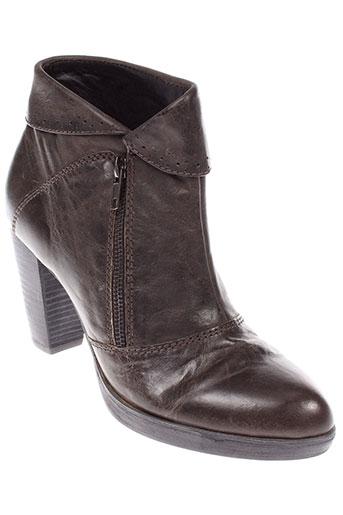 one et step boots femme de couleur vert