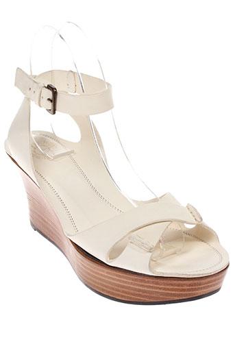 buttero chaussures femme de couleur blanc