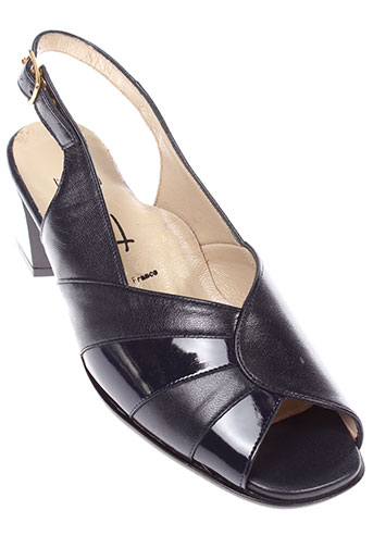 sonate chaussures femme de couleur bleu