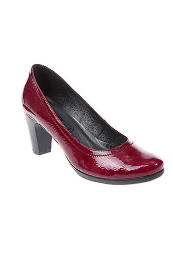 j.metayer chaussures femme de couleur rose